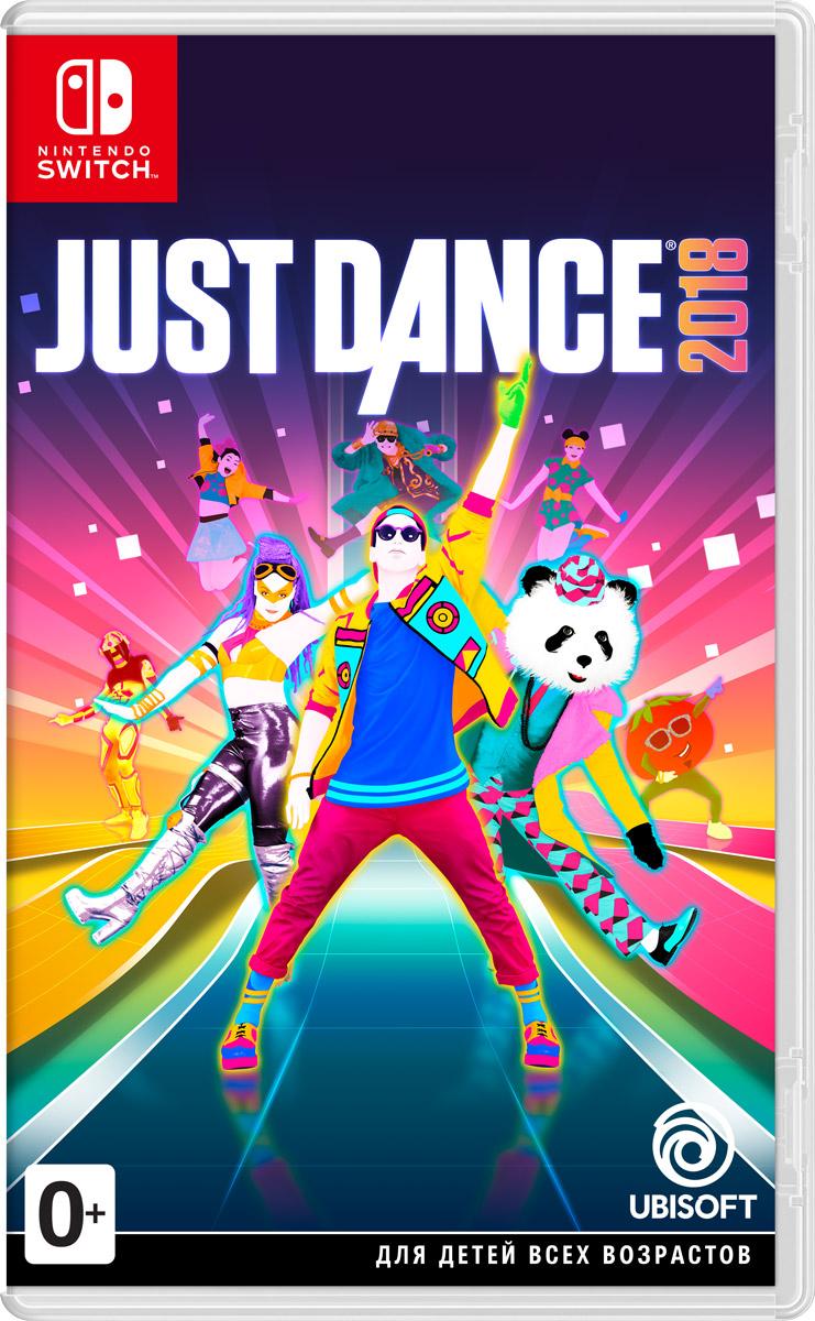 Just Dance 2018 (Nintendo Switch) just dance для xbox 360