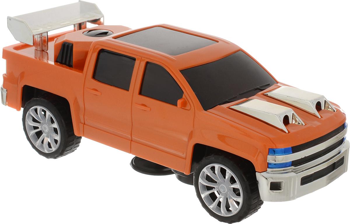 Shantou Gepai Машинка цвет оранжевый Y13651162 настольная игра shantou gepai аэрофутбол 5016