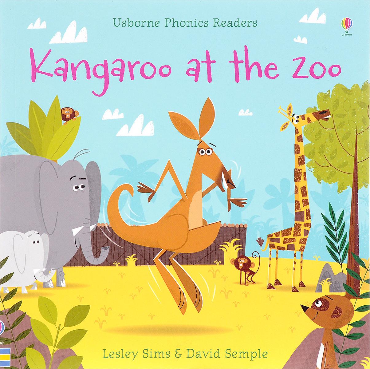 Kangaroo at the Zoo irresistible
