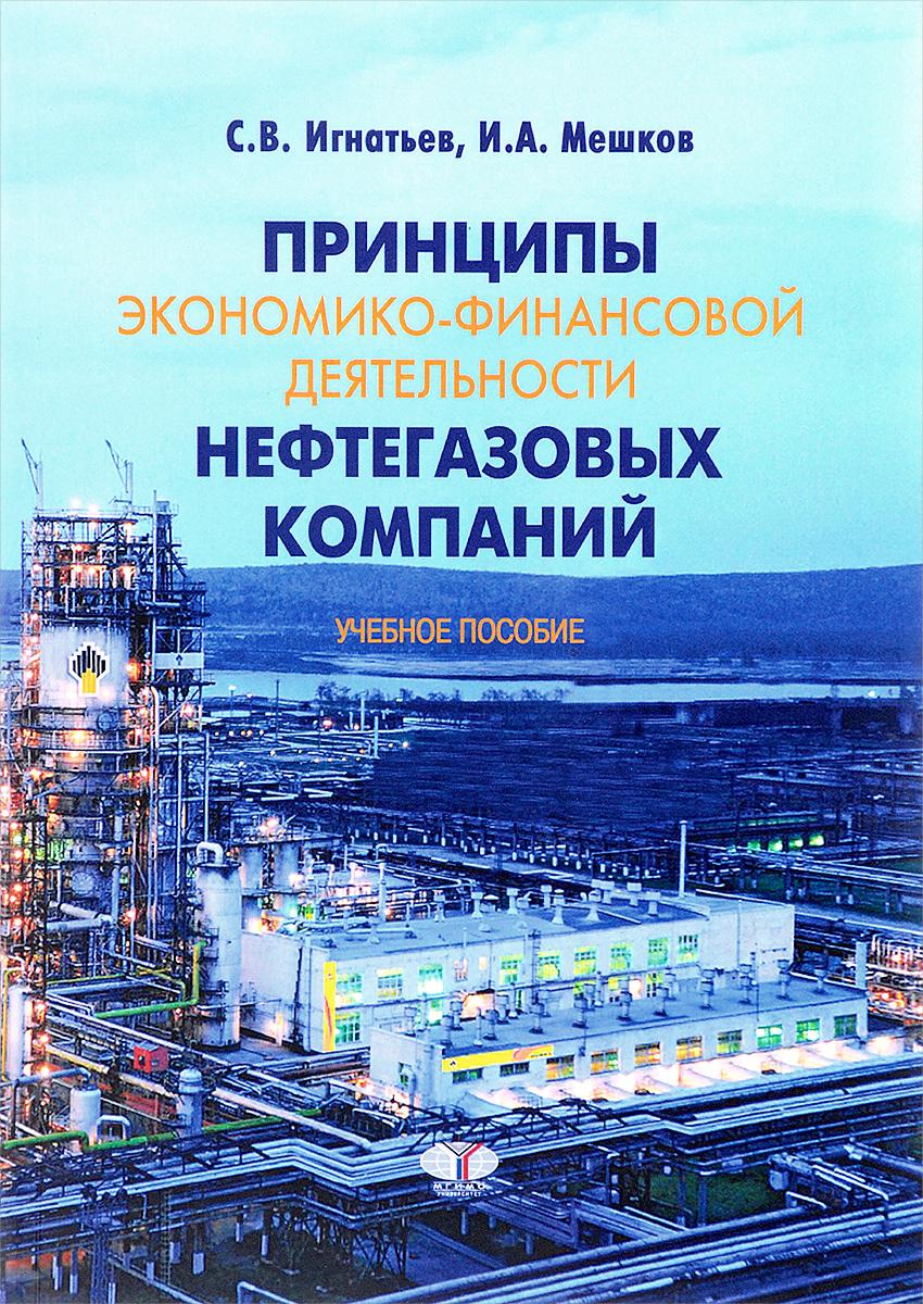 Принципы экономико-финансовой деятельности нефтегазовых компаний. Учебное пособие