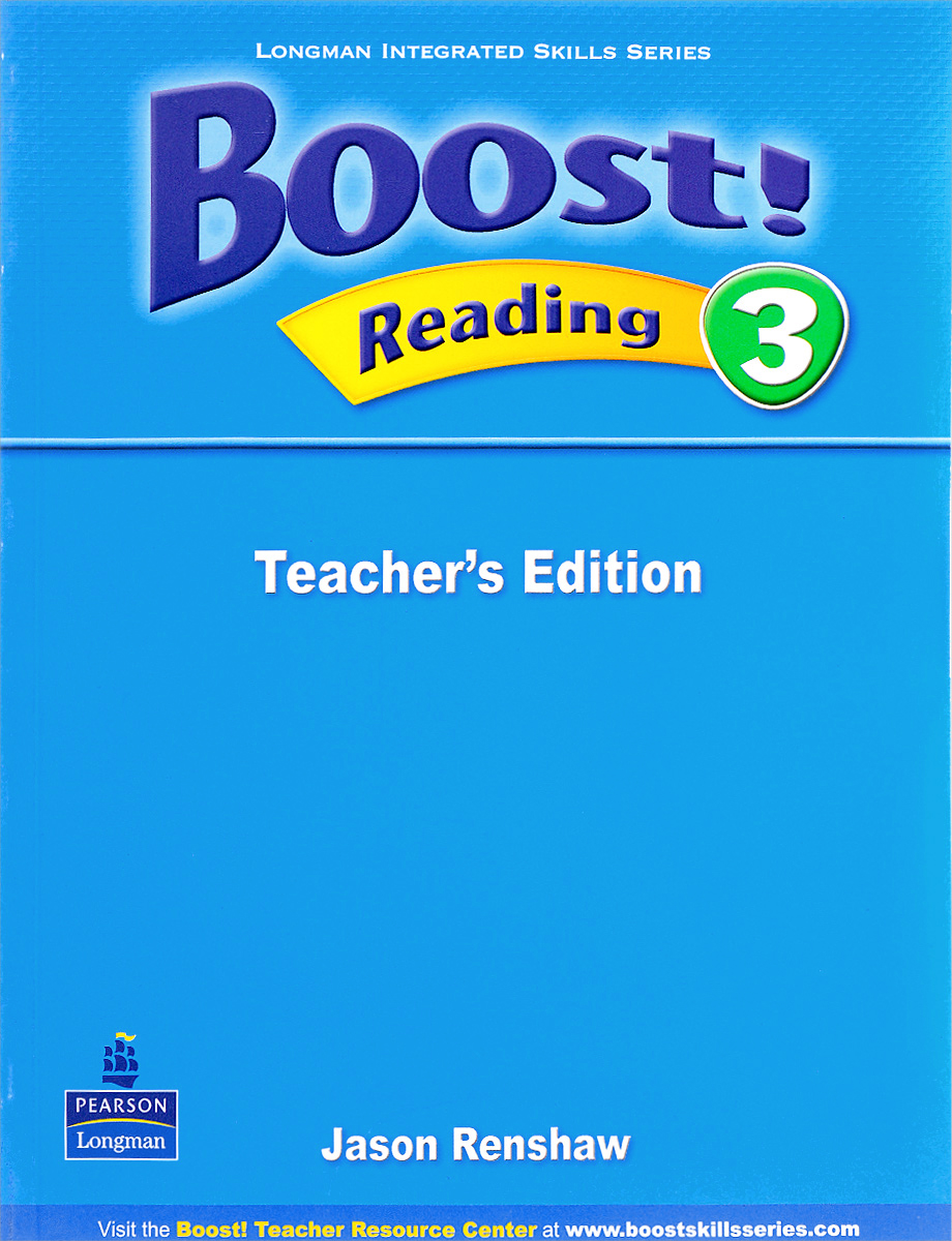 Boost! Level 3: Reading Teacher's Edition