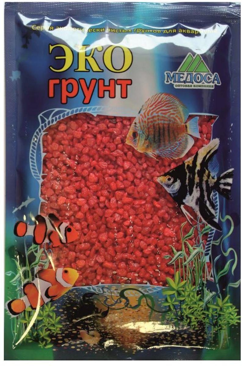 Грунт для аквариума ЭКОгрунт, мраморная крошка, цвет: красный, 2-5 мм, 1 кг. 500027500027Грунт ЭКОгрунт изготовлен из экологически чистого сырья, откалиброван, промыт и подвергнут термической обработке. Область применения - морскиеи пресноводные аквариумы, полюдариумы, террариумы.