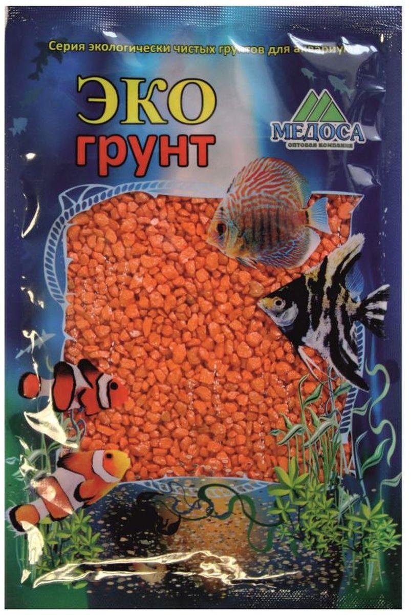 Грунт для аквариума ЭКОгрунт, мраморная крошка, цвет: оранжевый, 2-5 мм, 1 кг. 500028500028Грунт ЭКОгрунт изготовлен из экологически чистого сырья, откалиброван, промыт и подвергнут термической обработке. Область применения - морскиеи пресноводные аквариумы, полюдариумы, террариумы.