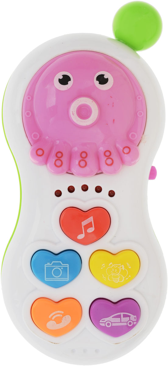 Veld-Co Музыкальная игрушка Телефончик