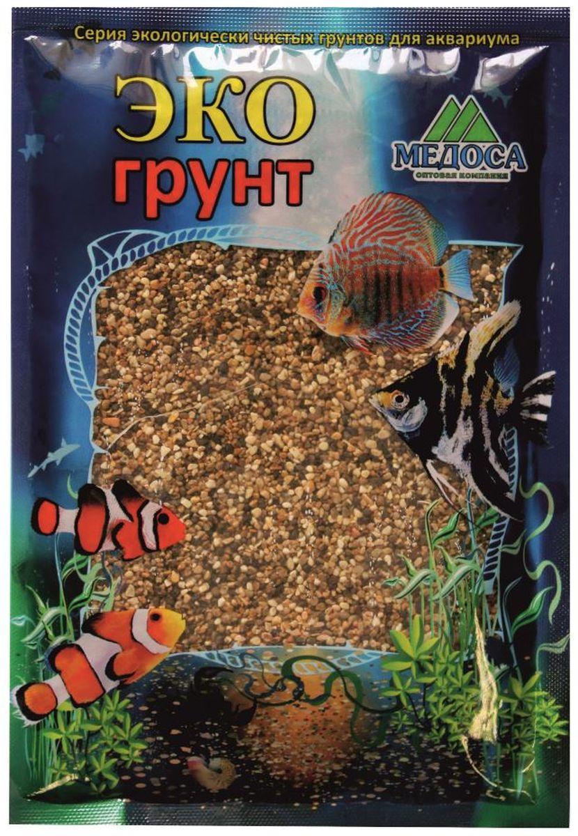 Грунт для аквариума ЭКОгрунт Реликтовая №0, галька, 1-3 мм, 3,5 кг. г-0010 галька реликтовая эко грунт для аквариумов 4 8 мм 3 5 кг