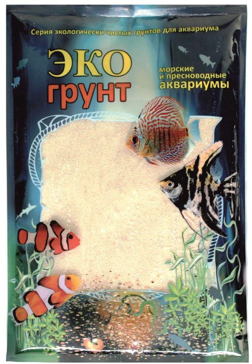 Грунт для аквариума ЭКОгрунт Белый, кварцит, 0,3-0,9 мм, 3,5 кг. г-0137г-0137Грунт ЭКОгрунт Белый изготовлен из экологически чистого сырья, откалиброван, промыт и подвергнут термической обработке. Область применения - морскиеи пресноводные аквариумы, полюдариумы, террариумы.