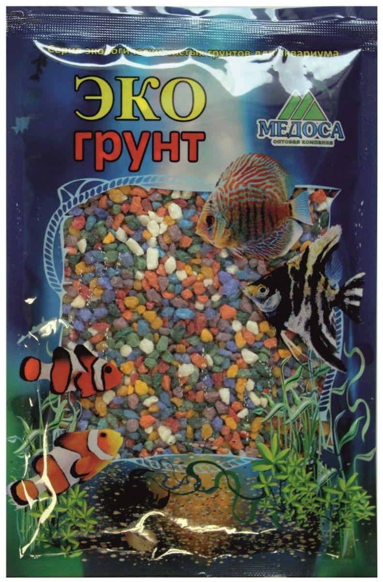 Грунт для аквариума ЭКОгрунт, мраморная крошка, цвет: микс, 2-5 мм, 3,5 кг. г-1002г-1002Грунт ЭКОгрунт изготовлен из экологически чистого сырья, откалиброван, промыт и подвергнут термической обработке. Область применения - морскиеи пресноводные аквариумы, полюдариумы, террариумы.
