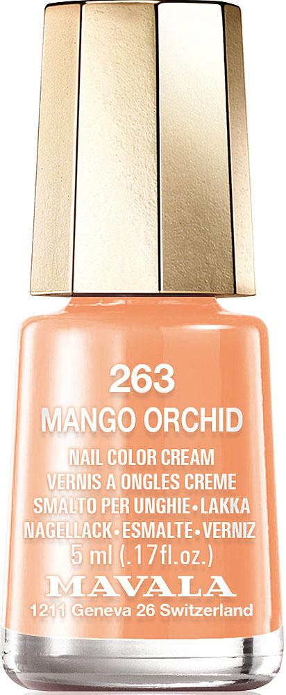 Mavala Лак для ногтей Mango Orchid лак для ногтей mavala so chic color s collection 367 цвет 367 feminine variant hex name b37d7d