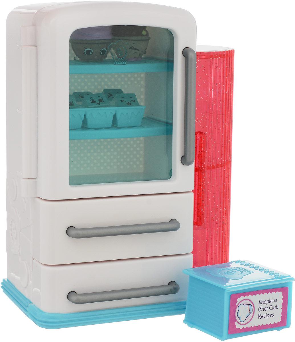 Shopkins Набор фигурок с мебелью Кулинарный клуб Кухня Холодильник - Фигурки