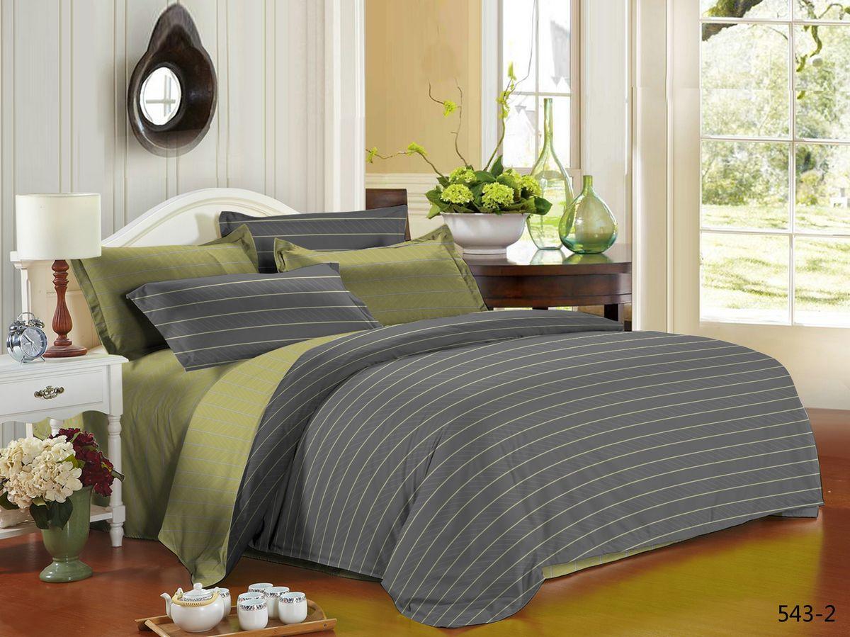 Комплект белья Guten Morgen, 2-спальный, наволочки 70х70 см. А-543/2-175-180-70А-543/2-175-180-70Изысканность, романтизм, нежность, ненавязчивая роскошь – основные черты, свойственные новой коллекции постельного белья,100% хлопок,удачное решение для вашей спальни!