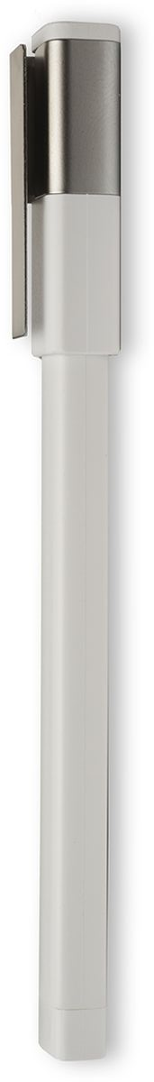Moleskine Ручка-роллер Classic Plus цвет белый1502029Ручка-роллер Moleskine Classic Plus с черными чернилами и долговечным гелиевымстержнем. Пружинный механизм, матовое черное покрытие АБС, черныйпрорезиненный стальной зажим (зарегистрированный дизайн) свыгравированным логотипом, 24 наклейки для оформления ручки.