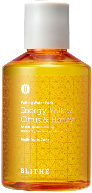 Blithe Сплэш-маска для сияния Энергия Цитрус и мед, 200 мл blithe energy yellow citrus and honey сплэш маска для сияния энергия цитрус и мед 200 мл