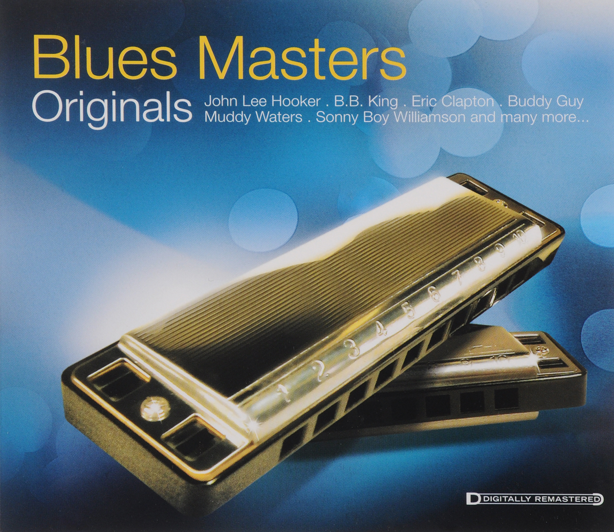 Джон Ли Хукер,Мадди Уотерс,Элмор Джеймс,Би Би Кинг,Мемфис Слим,Лайтнин Хопкинс,Сонни Бой Вильямсон,Джимми Рид,Эрик Клэптон,Лидбелли Blues Masters. Originals