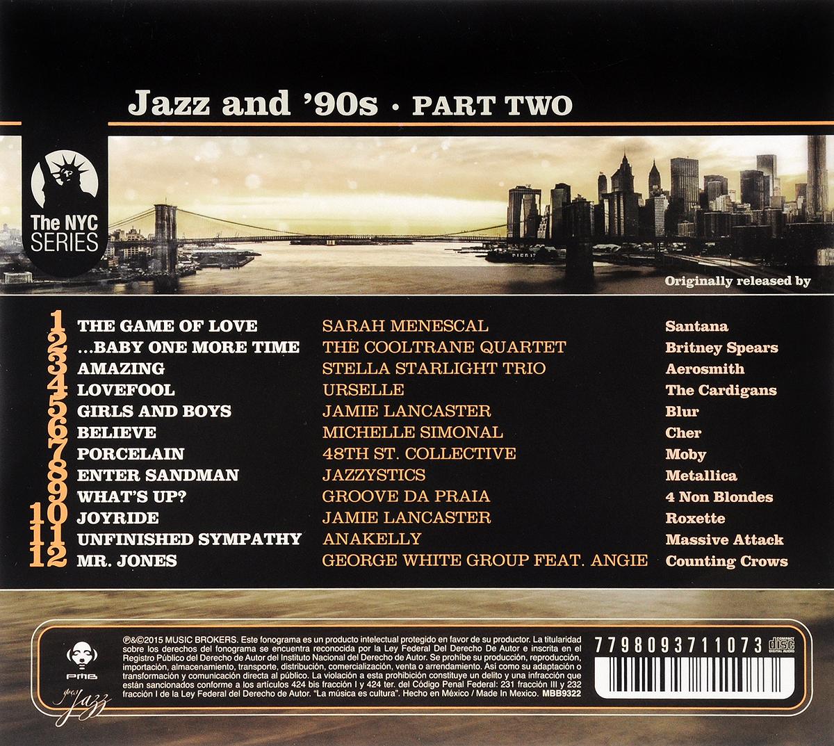 Jazz And '90s.  Part 2 Music Brokers,Волтэкс-инвест