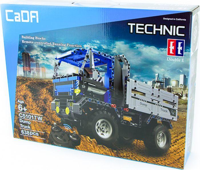 Pilotage Конструктор CaDA Technic Dump Truck - Конструкторы