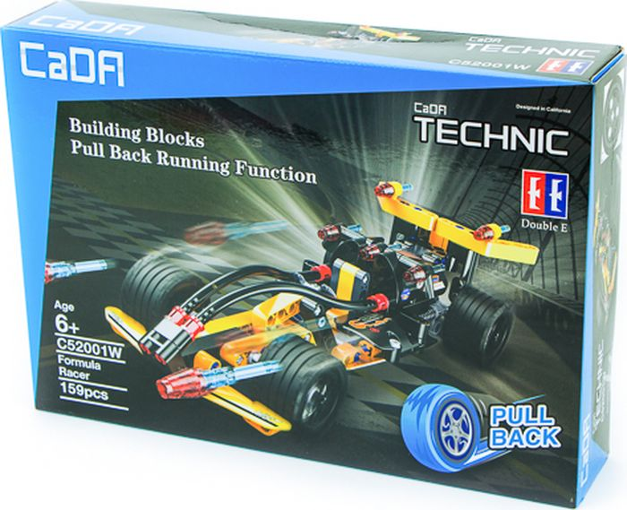 Pilotage Конструктор PB CaDA Technic Champion Racer