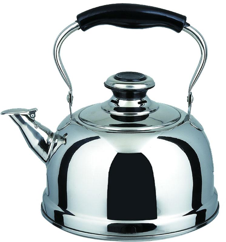 Чайник  Bekker , со свистком, 4 л. BK-S513 - Посуда для приготовления