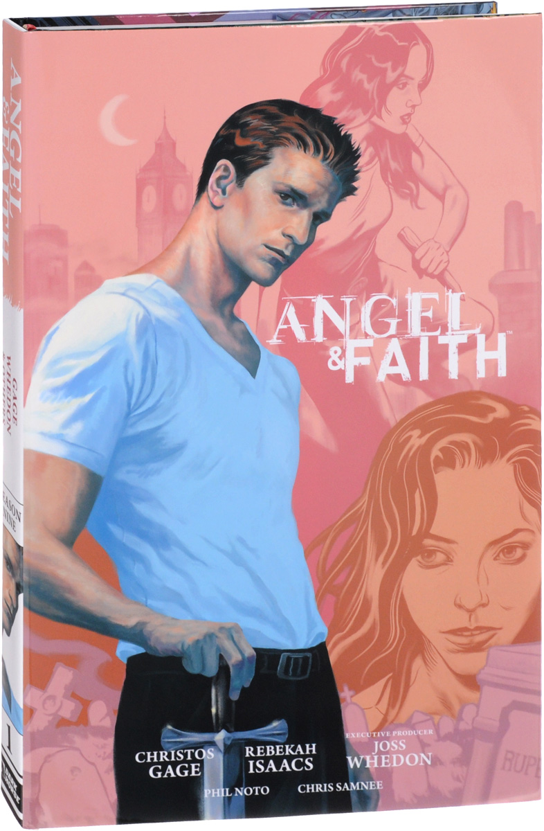 ANGEL AND FAITH: S9 LE V1 cd enigma the fall of a rebel angel