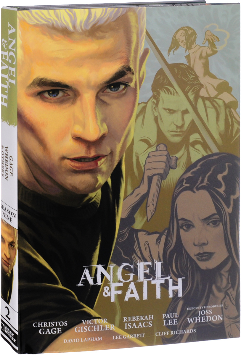 ANGEL AND FAITH: S 9 LIB ED 2 lib