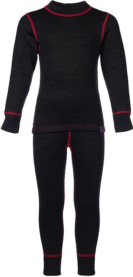 Комплект термобелья для девочки Oldos Active Warm Plus: футболка с длинным рукавом, леггинсы, цвет: темно-серый меланж, малиновый. 003ДН. Размер 158, 13 лет003ДНКомплект термобелья для девочки Oldos Active Warm Plus состоит из футболки с длинным рукавом и леггинсов. Комплект изготовлен из трехслойного полотна, представляющего собой вязаную ткань многослойного плетения TermoActive. Комбинация натуральных и синтетических слоев позволяет максимально сохранить тепло и при этом отвести избыточную влагу. Плоские швы изделия не вызывают раздражений. Изнаночная сторона модели с теплым и мягким начесом.Футболка с длинными рукавами имеет круглый вырез горловины. На рукавах предусмотрены манжеты. Эластичный пояс на леггинсах обеспечивает комфортную посадку изделия на фигуре. Брючины дополнены широкими манжетами. Комплект оформлен контрастной прострочкой.Трехслойное термобелье Oldos Active снижает теплопотери организма в холодную погоду, добавляет ощущение комфорта, защищает организм от перегрева во время физических нагрузок. Термобелье может применяться при активном отдыхе, а также при повседневной носке. Рекомендуемый температурный режим от -5°С до -45°С.