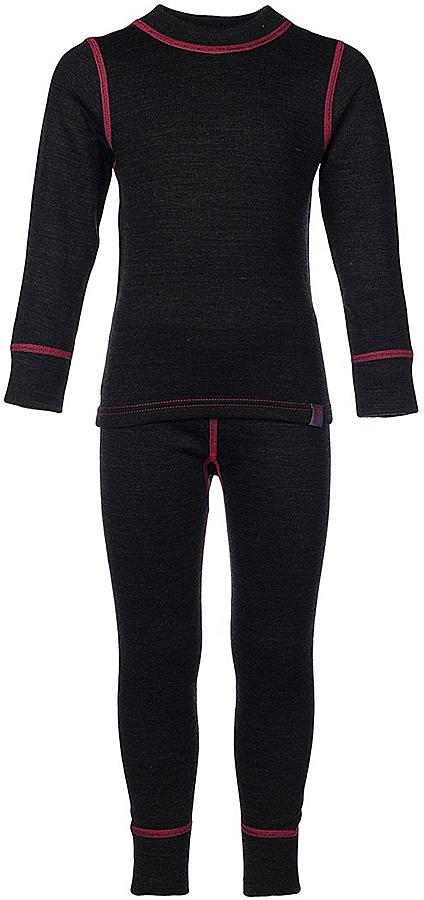 Комплект термобелья для девочки Oldos Active Warm Plus: футболка с длинным рукавом, леггинсы, цвет: темно-серый меланж, розовый. 003ДН. Размер 152, 11-12 лет003ДНКомплект термобелья для девочки Oldos Active Warm Plus состоит из футболки с длинным рукавом и леггинсов. Комплект изготовлен из трехслойного полотна, представляющего собой вязаную ткань многослойного плетения TermoActive. Комбинация натуральных и синтетических слоев позволяет максимально сохранить тепло и при этом отвести избыточную влагу. Плоские швы изделия не вызывают раздражений. Изнаночная сторона модели с теплым и мягким начесом.Футболка с длинными рукавами имеет круглый вырез горловины. На рукавах предусмотрены манжеты. Эластичный пояс на леггинсах обеспечивает комфортную посадку изделия на фигуре. Брючины дополнены широкими манжетами. Комплект оформлен контрастной прострочкой.Трехслойное термобелье Oldos Active снижает теплопотери организма в холодную погоду, добавляет ощущение комфорта, защищает организм от перегрева во время физических нагрузок. Термобелье может применяться при активном отдыхе, а также при повседневной носке. Рекомендуемый температурный режим от -5°С до -45°С.