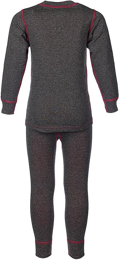 Комплект термобелья для девочки Oldos Active Warm состоит из футболки с длинным рукавом и леггинсов. Комплект изготовлен из двухслойного полотна, представляющий собой цельно вязаную ткань с различным составом нитей на лицевой и изнаночной сторонах. Синтетический слой внутри быстро и эффективно отводит влагу, а хлопок и шерсть снаружи сохраняют тепло. Плоские швы изделия не вызывают раздражений. Изнаночная сторона контрастного цвета.Футболка с длинными рукавами и круглым вырезом горловины имеет удлиненную спинку. На рукавах предусмотрены манжеты. Эластичный пояс на леггинсах обеспечивает комфортную посадку изделия на фигуре. Брючины дополнены широкими манжетами. Комплект оформлен контрастной прострочкой.Двухслойное термобелье снижает теплопотери организма в холодную погоду, добавляет ощущение комфорта, защищает организм от перегрева во время физических нагрузок. Термобелье может применяться при активном отдыхе, а также при повседневной носке. Рекомендуемый температурный режим от 0°С до -30°С.