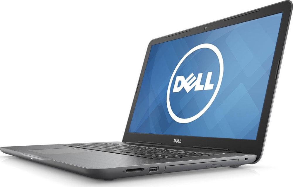 Dell Inspiron 5767-7475, Black5767-7475Новый уровень развлечений и производительности благодаря 17,3-дюймовому ноутбуку Dell Inspiron 5767 со стильным, привлекательным дизайном, который объединяет в себе мощность настольного компьютера и яркий экран с разрешением HD+.Замените настольный компьютер на стильный ноутбук, обладающий функциями для повышения производительности, которые обеспечивают кинематографическое качество воспроизведения мультимедийных материалов. Ноутбук Dell Inspiron 5767 оснащен процессором Intel Core i3, встроенным дисководом оптических дисков, полноразмерным портом HDMI, USB 3.0 и устройством считывания карт памяти SD. Новый дизайн тоньше и легче, чем у предыдущих версий, поэтому компьютер проще переносить из комнаты в комнату. Жесткий диск позволяет хранить ваши файлы под рукой благодаря емкости системы хранения до 1 TБ. Оцените яркие изображения на 17-дюймовом дисплее нового ноутбука Inspiron - широкий экран с диагональю 17,3 дюйма создает полный эффект присутствия. Разрешение HD+ обеспечивает удивительную четкость благодаря увеличению числа пикселей на 37% по сравнению с обычными экранами высокой четкости. Чем бы вы ни занимались - микшированием, прослушиванием потокового аудио или общением, - технология Waves MaxxAudio обеспечивает более низкие басы, более высокие верхние ноты и фантастическое качество звучания.С помощью цифровой клавиатуры вы сможете эффективно работать с электронными таблицами, а большая сенсорная панель позволяет быстрее масштабировать и прокручивать содержимое, а также наводить на него указатель мыши.Точные характеристики зависят от модификации.Ноутбук сертифицирован EAC и имеет русифицированную клавиатуру и Руководство пользователя
