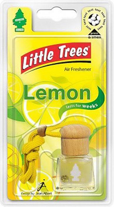 Ароматизатор подвесной жидкостной Little Trees Bottle. Свежесть лимонаC05Жидкостный подвесной ароматизатор нейтрализует неприятные запахи, освежая воздух в помещении или в салоне автомобиля. Может использоваться как в автомобиле, так и в доме и офисе. Освежитель воздуха имеет индивидуальный дизайн. Обладает приятным ароматом, имеет ниточку для подвешивания.