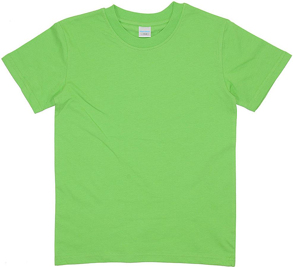 Футболка для мальчика Cherubino, цвет: зеленое яблоко. CAK 6930. Размер 116CAK 6930Футболка для мальчика Cherubino выполнена из мягкого и приятного на ощупь материала - кулирки (100% хлопок). Модель лаконичного дизайна с короткими рукавами и круглым вырезом горловины. Такая футболка прекрасно дополнит базовый гардероб вашего ребенка.