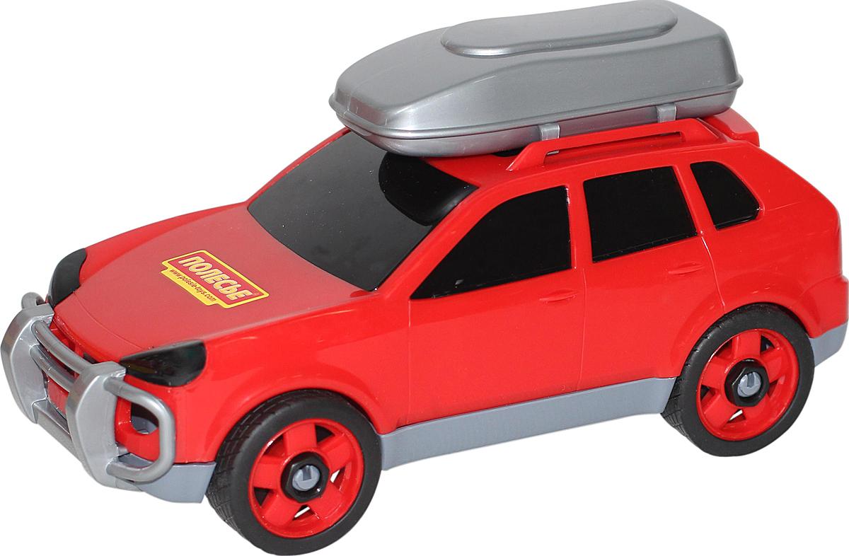 Полесье Автомобиль легковой полесье конструктор автомобиль легковой с прицепом