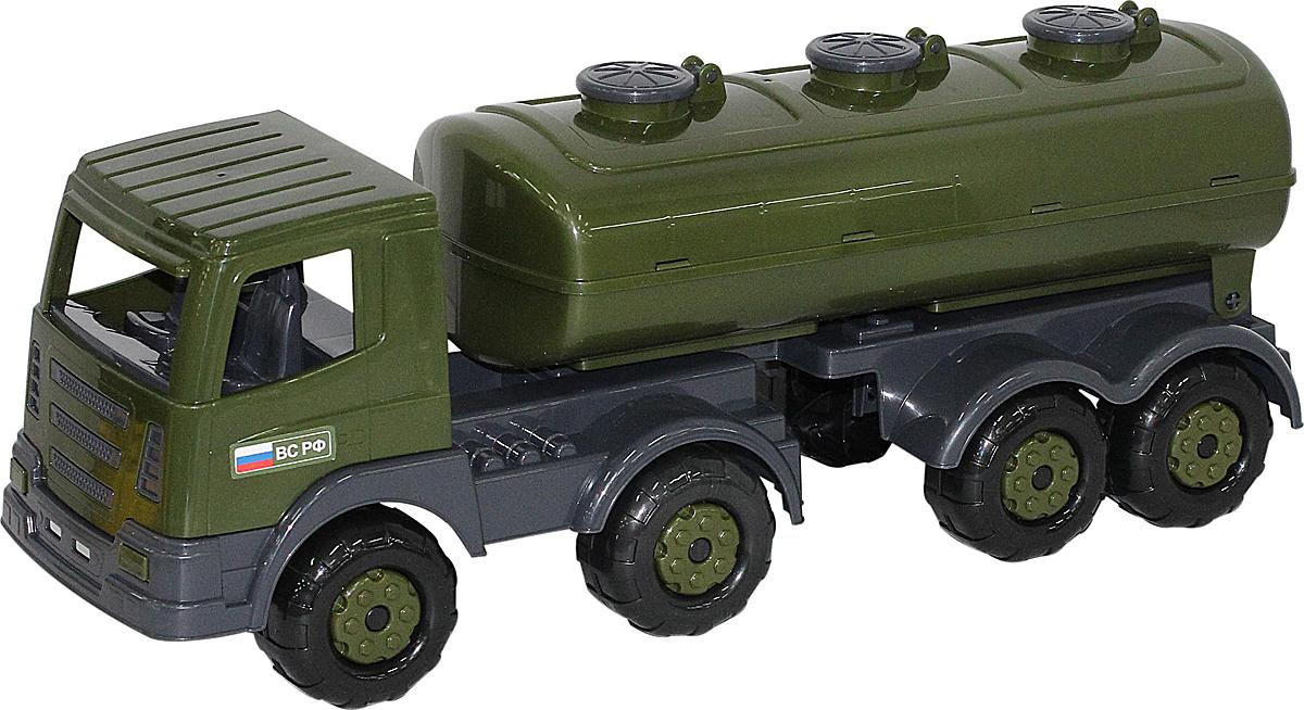 Полесье Военный автомобиль Престиж с полуприцепом-цистерной eichhorn вагон с цистерной