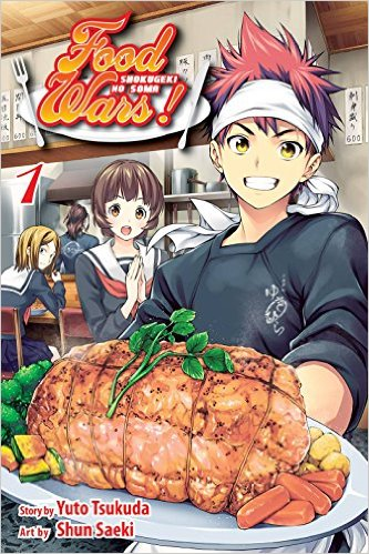 Food Wars! Volume 1: Shokugeki no Soma