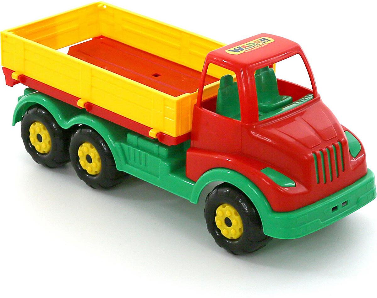 грузовики полесье игрушки Полесье Грузовик бортовой Муромец