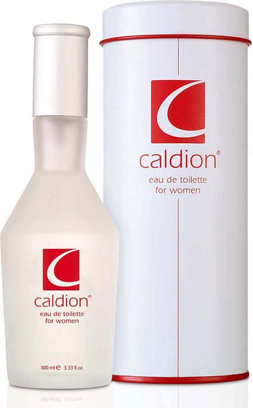 Caldion Туалетная вода для женщин, 100 мл8690973040107Дивный парфюм, который передает воплощенную нежность и красоту - это гармоничное сплетение нот утонченной женственности и завораживающей чистоты Caldion for Women. Даже воздух может наполняться нотами эмоциональности и радости, символизировать весну и молодость.Композиция построена на дивных нотах весенней пикантности жасмина, невинности трогательной фиалки и роскоши воздушной прозрачной ванили, которая подчеркивает великолепие утонченного парфюма и элегантность юной его обладательницы. Аромат окружает женщину ореолом нежности, чистоты и свежести, подходит для повседневного использования. Стойкость Caldion for Women отличная, очень впечатляющая для туалетной воды. Шлейф аромат оставляет очень лёгкий и приятный, с едва различимыми сладковатыми цветочными нотками.