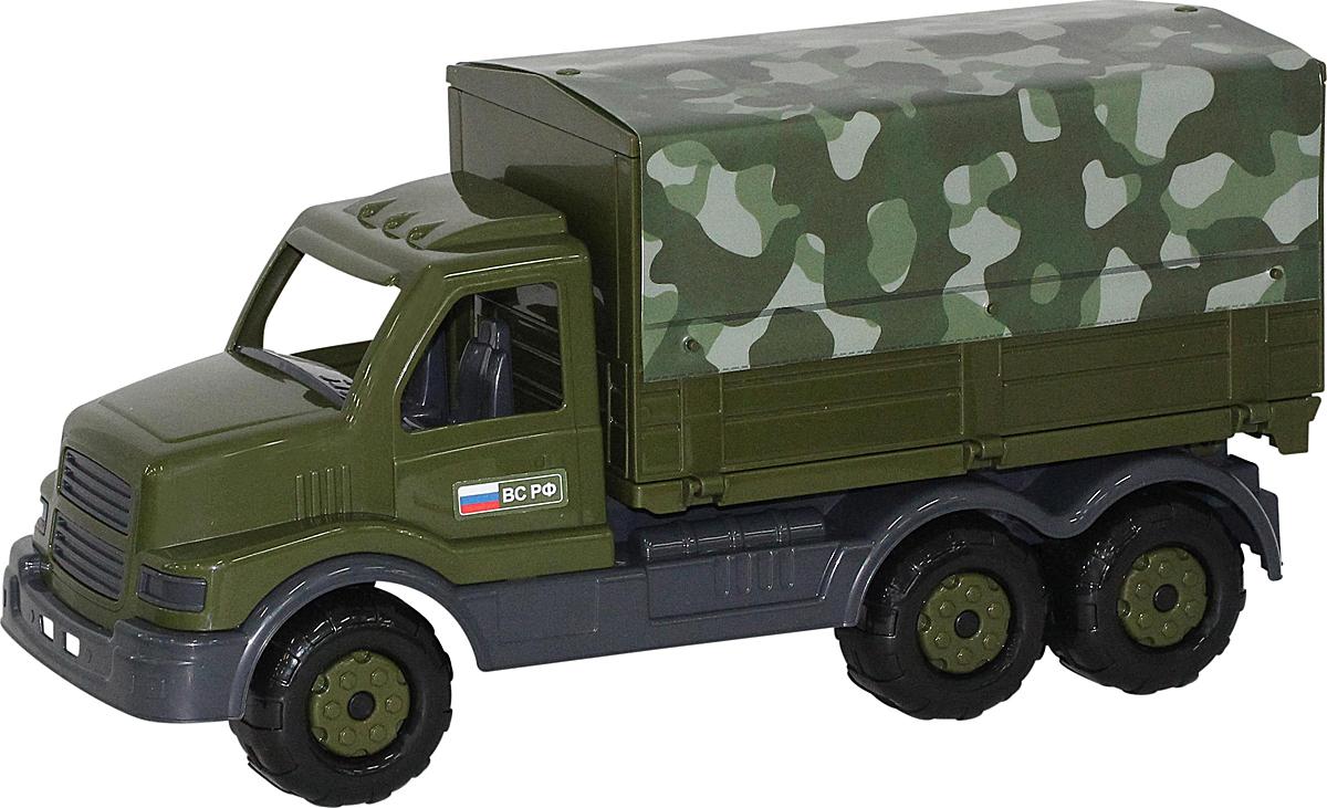 Полесье Грузовик военный бортовой тентовый Сталкер машины полесье автомобиль лидер