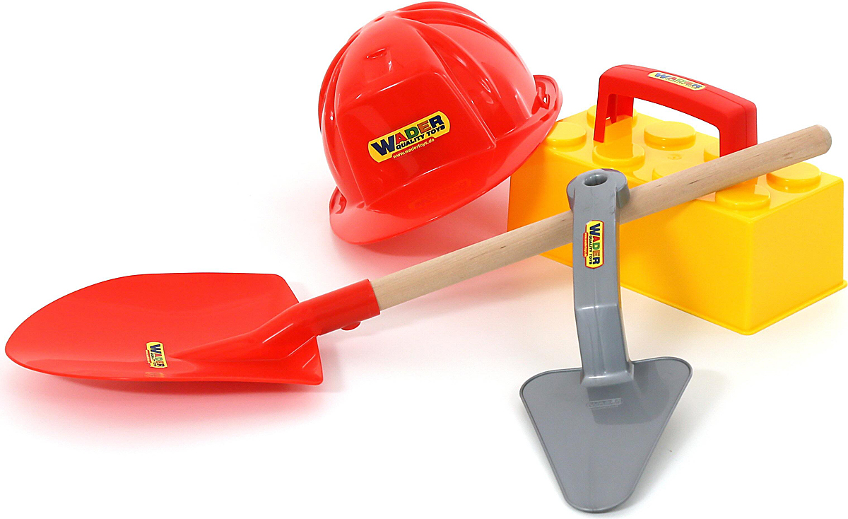 Полесье Игровой набор Каменщик №4 Construct полесье полесье игровой набор садовый