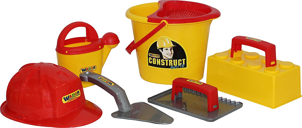 Полесье Игровой набор Каменщик №5 Construct справочник молодого каменщика