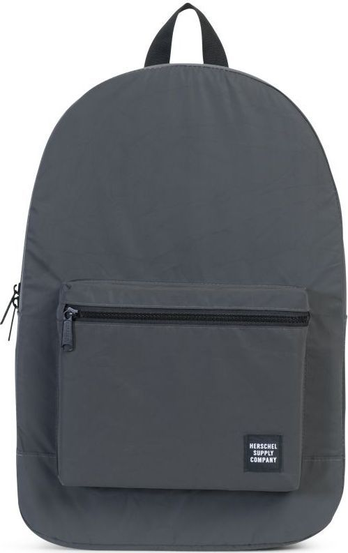 Рюкзак городской Herschel Packable Daypack, цвет: серый, 24,5 л. 10076-01563-OS10076-01563-OSHerschel Packable Daypack больше, чем рюкзак благодаря тому, что легко сворачивается в свой собственный карман, занимая минимум места в сложенном виде. Этот рюкзак можно без особых проблем захватить с собой в путешествие или на прогулку по городу и он будет занимать минимум места, пока не понадобится его полезный объем в целых 24,5 литра.