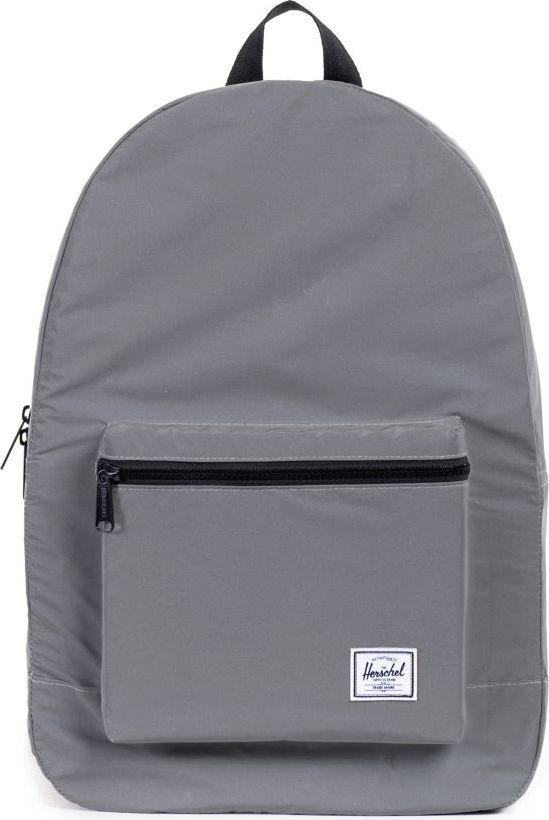 Рюкзак городской Herschel Packable Daypack, цвет: серебристый, 24,5 л. 10076-01565-OS рюкзак городской herschel packable daypack цвет серый черный 24 5 л 10076 01413 os