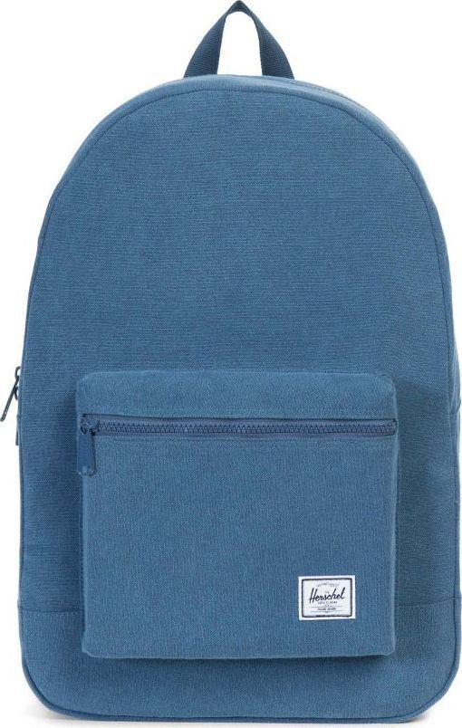 Рюкзак городской Herschel Packable Daypack, цвет: синий, 24,5 л. 10076-01567-OS рюкзак городской herschel packable daypack цвет серый черный 24 5 л 10076 01413 os