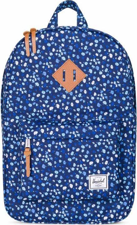 Рюкзак городской Herschel Heritage Mid-Volume, цвет: синий, 14,5 л. 10019-01583-OS рюкзак городской herschel settlement цвет светло зеленый черный 23 л 10005 01555 os