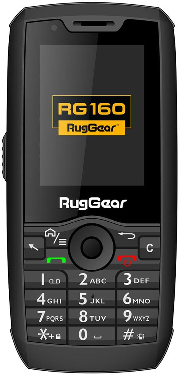 RugGear RG 160, BlackRG160В любой ситуации, в любую погоду и в любом месте: с RugGear RG160 вы всегда на связи.Корпус устройства соответствует стандарту IP68 – это максимальная степень защиты от пыли и влаги, применяемая в потребительских устройствах. Что это значит на практике? В походе, на отдыхе, где угодно – вы можете не переживать за сохранность телефона. Ему не страшны погружения в воду и грязь, и все это – без ущерба для функционала гаджета.Слушайте музыку через встроенные MP3-плеер и FM-радио, прокладывайте маршруты в предустановленном GPS-навигаторе, раздавайте интернет на другие устройства по Wi-Fi и подключайте к телефону беспроводные аксессуары или гарнитуру по Bluetooth – словом, делайте то же, что привыкли делать со своим смартфоном.RugGear RG160 оснащен сверхмощным аккумулятором на 1800 мАч, который позволит вам надолго забыть о зарядке. Вы можете загрузить в него любимую музыку (поддерживаются карты памяти до 32 Гб), бросить его в сумку и, отправляясь в путь, быть уверенным – он не подведет. Заядлые путешественники оценят два слота для microSIM-карт, предусмотренные в устройстве: находясь далеко от дома, вы можете подключить местного сотового оператора или использовать второй номер для бизнес-общения.Телефон сертифицирован EAC и имеет русифицированную клавиатуру, меню и Руководство пользователя.
