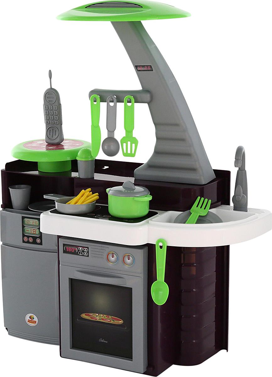 Полесье Игровой набор Кухня Laura легковой автомобиль полесье жук 0780