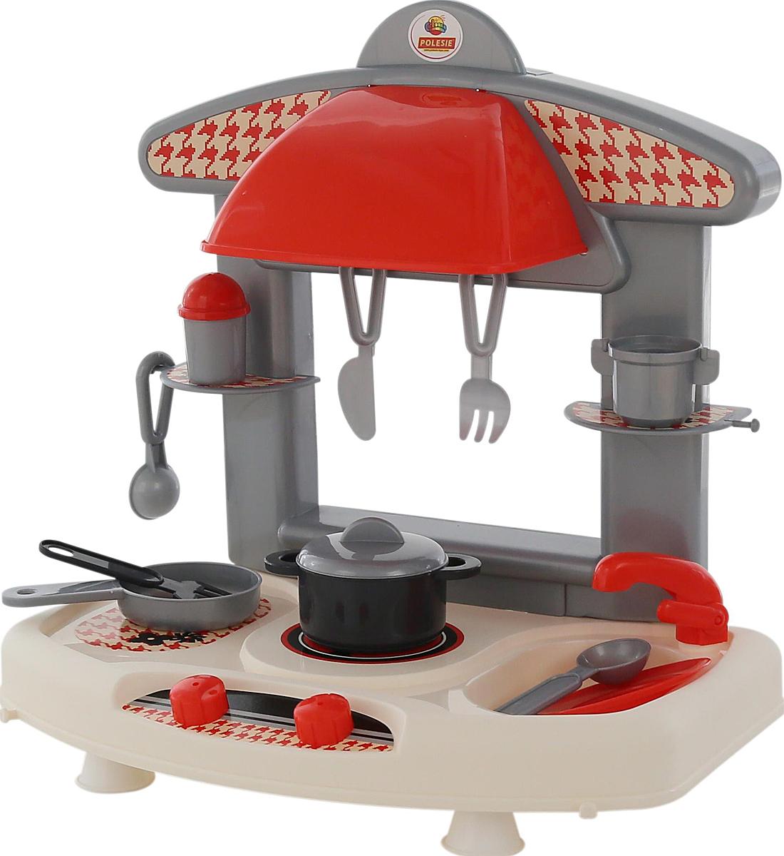 Полесье Игровой набор Кухня Вилена 53435 мульти пульти кот из м ф возвращение блудного попугая озвученный 25 см v40665 25s17
