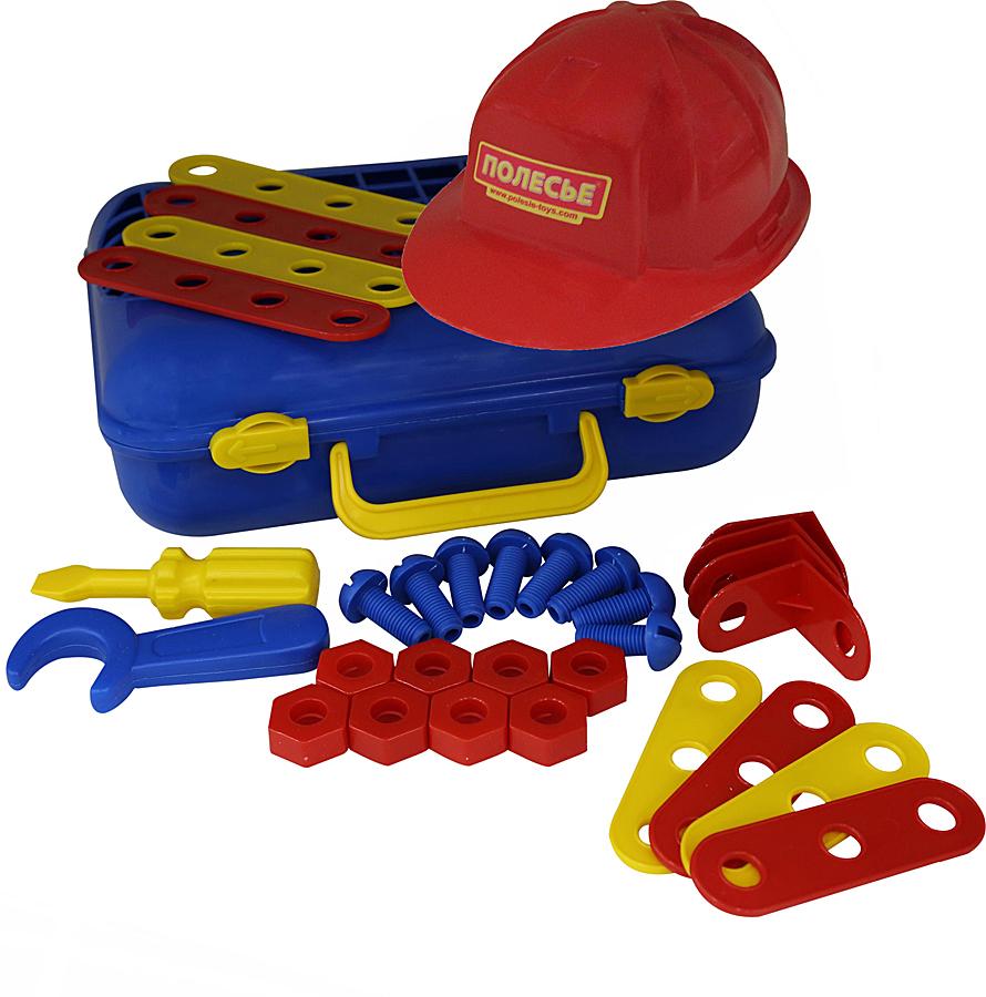 Полесье Игровой набор Механик-2 43184 мастерская игрушечная полесье полесье набор инструментов механик