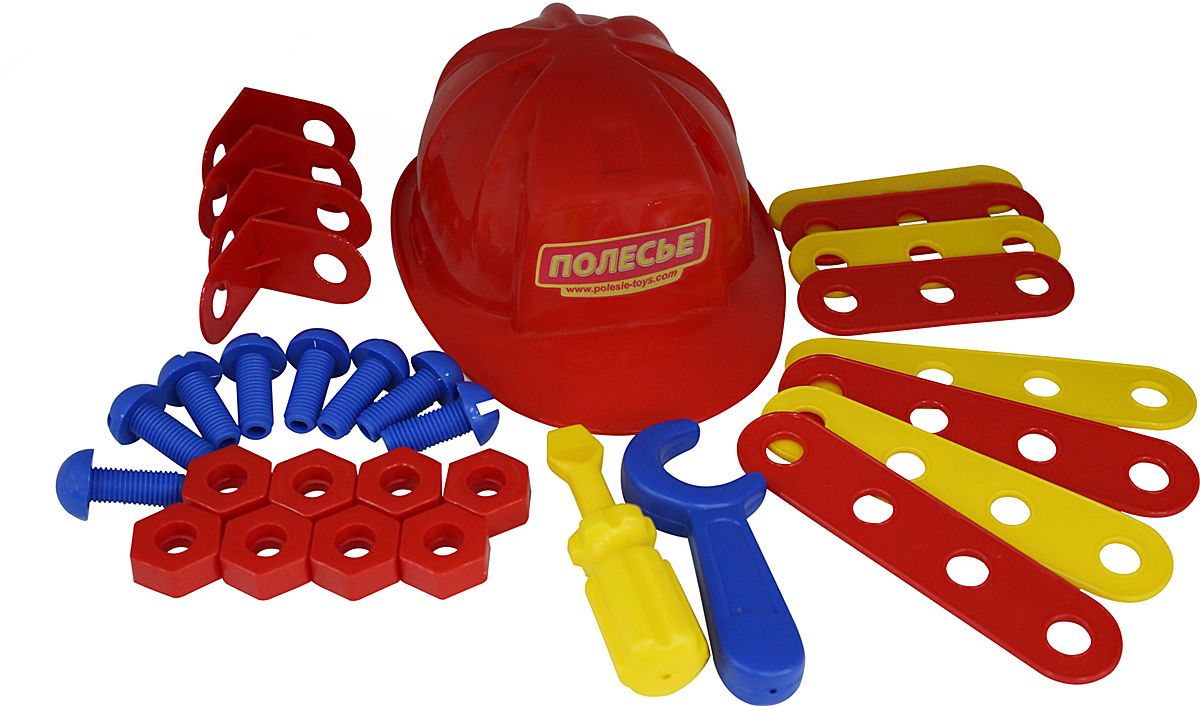 Полесье Игровой набор Механик-2 44686 мастерская игрушечная полесье полесье набор инструментов механик