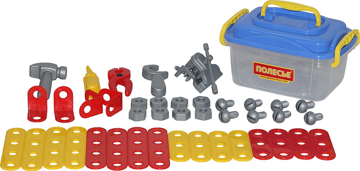 Полесье Игровой набор Механик 56610 мастерская игрушечная полесье полесье набор инструментов механик