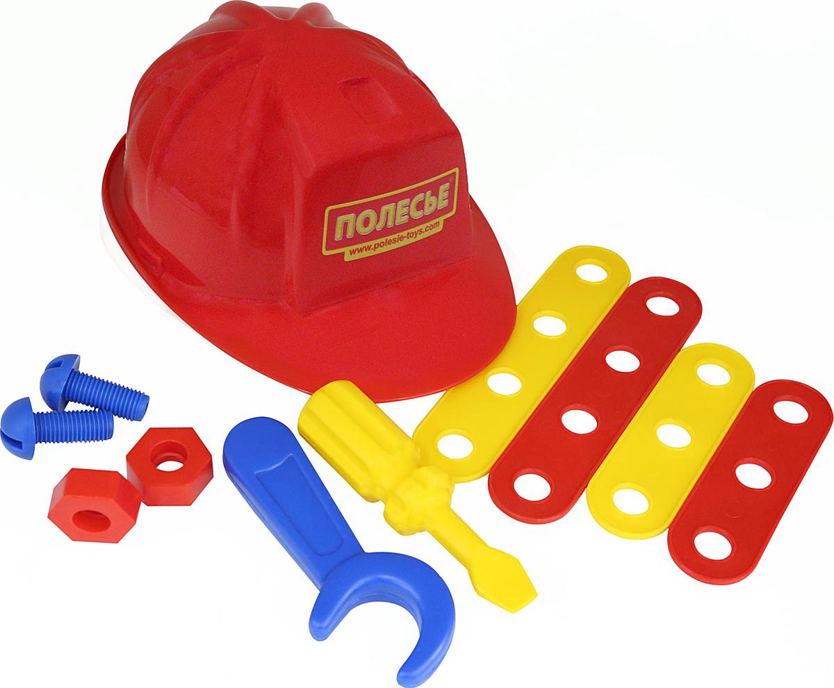 Полесье Игровой набор Механик 43160 мастерская игрушечная полесье полесье набор инструментов механик
