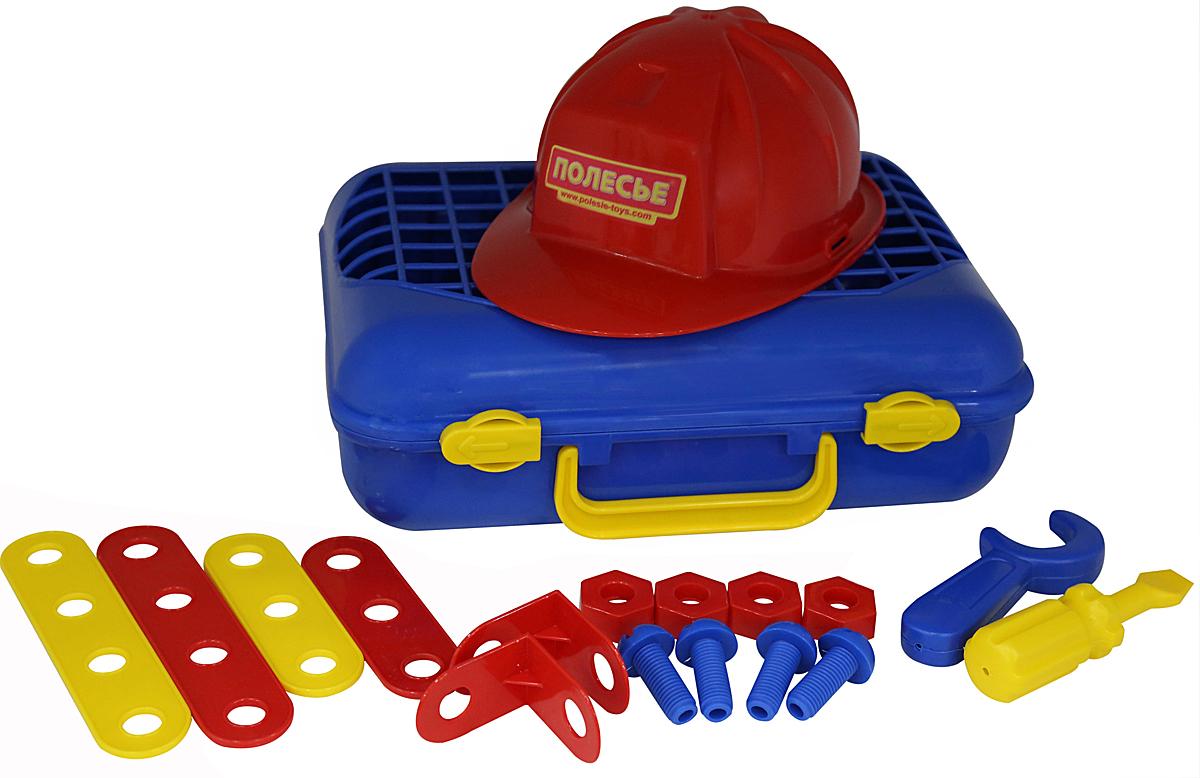 Полесье Игровой набор Механик 43177 мастерская игрушечная полесье полесье набор инструментов механик