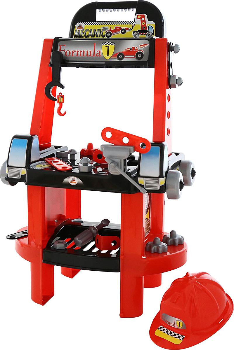 Полесье Игровой набор Механик-супер полесье полесье игровой набор салон красоты диана 3 в пакете